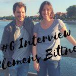 Claudia Engel, Glück in Worten, Interview mit Clemens Bittner