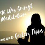 Claudia Engel, Glück in Worten, was bringt Meditation meine besten Tipps