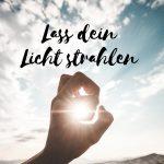 Claudia Engel, Glück in Worten, lass dein Licht strahlen